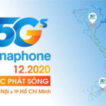 VNPT chính thức phát sóng VinaPhone 5G tại Hà Nội và TP.HCM vào tháng 12-2020