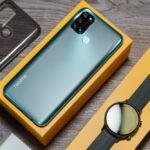 Ra mắt smartphone realme C17 và đồng hồ realme Watch S tại Việt Nam