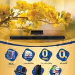Chương trình khuyến mại TV Tết Tân Sửu 2021 với ưu đãi khủng của Samsung