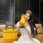 Mèo Realmeow là linh vật chính thức của Realme