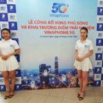 VinaPhone bắt đầu cung cấp mạng 5G thử nghiệm thương mại tại TP.HCM và Hà Nội