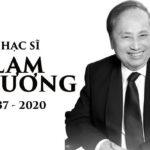 R.I.P. ông, Lam Phương, một người tài hoa viết tình ca