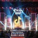 Đêm trao giải sáng tạo TikTok Awards Việt Nam 2020