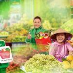 Grab đưa tiểu thương chợ truyền thống lên GrabMart online