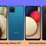 Samsung Galaxy A12 và A02s: smartphone 3 và 4 camera cho phân khúc dưới 5 triệu đồng