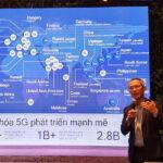 5G đã phủ tới phân khúc smartphone phổ thông