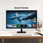 Samsung ra mắt dòng màn hình thông minh không cần máy tính M7 và M5 đầu tiên trên thế giới