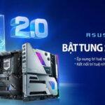 ASUS công bố dòng bo mạch chủ Intel Z590 cho Intel Core Gen 11 tại CES 2021