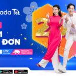 Số lượng đơn hàng và nhà bán hàng tăng gấp đôi trên Lazada Việt Nam trong lễ hội mua sắm trước Tết Tân Sửu 2021