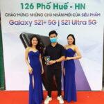 Samsung chính thức mở bán dòng Galaxy S21 series tại Việt Nam