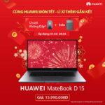 Huawei ưu đãi chào đón Tết Tân Sửu 2021