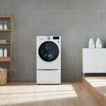 Máy giặt LG tích hợp trí tuệ nhân tạo AI DD được người dùng Việt Nam đánh giá cao