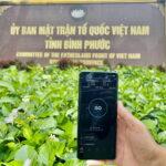 VinaPhone phủ sóng 5G tại tỉnh Bình Phước
