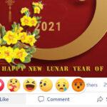 Google và Facebook đổi logo dịp Tết Tân Sửu 2021