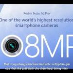 Xiaomi ra mắt toàn cầu dòng smartphone Redmi Note 10 series