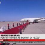Chuyến tông du lịch sử và dũng cảm của Đức Giáo hoàng Francis tới Iraq