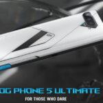 ASUS ra mắt bộ 3 điện thoại chơi game ROG Phone 5