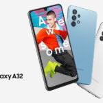 Samsung Galaxy A32 – smartphone đầu tiên của dòng Galaxy A series 2021