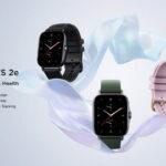 Đồng hồ thông minh thể thao Amazfit GTS 2e phong cách và chuyên nghiệp hơn