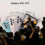 Bộ đôi smartphone Samsung Galaxy A52 và A72 cho giới trẻ Gen Z
