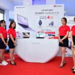 Laptop HUAWEI Matebook D 14 với chip đồ họa on board AMD Radeon RX Vega 10 bắt đầu bán ở Việt Nam
