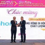 VinaPhone được đánh giá cao về chất lượng dịch vụ băng thông rộng di động tại Việt Nam
