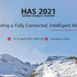 Huawei khai mạc hội nghị các nhà phân tích toàn cầu HAS 2021 với tầm nhìn tới năm 2030 và mạng 5.5G