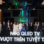 """Samsung ra mắt TV microLED """"đỉnh"""" và các dòng TV cao cấp 2021 tại Việt Nam"""