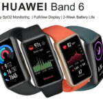 Vòng đeo tay thông minh HUAWEI Band theo dõi SpO2 suốt ngày đêm ra mắt thị trường Việt Nam