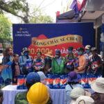 Hệ thống nhà thuốc FPT Long Châu trao tặng 210.000 ngày thuốc và 140 tấn gạo cho 70.000 người có hoàn cảnh khó khăn