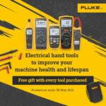 RS Components ra mắt chương trình tặng cho khách hàng thiết bị hiện đại từ thương hiệu Fluke