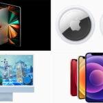 Những sản phẩm mới ra mắt tại Apple Spring Loaded 2021