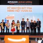 """Amazon mở rộng hợp tác với Việt Nam, khởi xướng chương trình """"Kỷ nguyên bứt phá, hàng Việt vươn xa"""""""