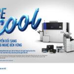 """Epson khởi động chiến dịch truyền thông """"Be Cool"""" hướng đến in ấn bền vững"""