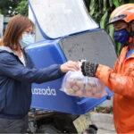 Lazada hợp tác đưa vải thiều và các nông sản Hải Dương lên sàn thương mại điện tử