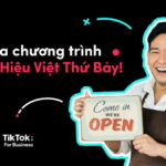"""TikTok giới thiệu """"Thương Hiệu Việt Thứ Bảy"""" hỗ trợ doanh nghiệp vừa và nhỏ tại Việt Nam"""