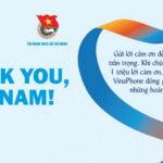 """VinaPhone sẽ đóng góp 5 tỷ đồng xây nhà cho các gia đình khó khăn thông qua chiến dịch """"#Thank you, Vietnam!"""""""