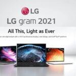 Laptop LG gram siêu nhẹ thế hệ 2021 bán tại Việt Nam