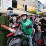 Gò Vấp, Tân Phú cho người dân khai báo y tế điện tử tại nhà bằng Zalo