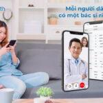 Ứng dụng trí tuệ nhân tạo AiHealth giúp mọi người dễ dàng tìm được bác sĩ riêng
