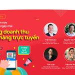 Hội thảo trực tuyến Bệ phóng Việt Nam Digital 4.0 cho doanh nghiệp vừa và nhỏ về bí kíp tăng doanh thu từ khách hàng online