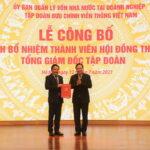 Ông Huỳnh Quang Liêm được bổ nhiệm làm tân Tổng Giám đốc Tập đoàn VNPT