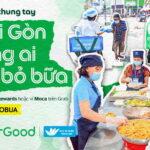 Grab Việt Nam trao 11.500 bữa ăn miễn phí đến với người khó khăn trong dịch COVID-19 tại TP.HCM