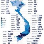Cập nhật tình hình COVID-19 tới sáng 11-8-2021 ở Việt Nam và thế giới
