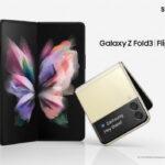 Bộ đôi Samsung Galaxy Z Fold3 5G và Galaxy Z Flip3 5G khai phá thời của smartphone màn hình gập