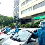 Grab Việt Nam triển khai đội GrabCar Y tế hỗ trợ phòng, chống dịch COVID-19 tại Hà Nội