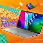 """ASUS khởi động mùa """"Tựu trường 2021"""" với laptop VivoBook 15 màn hình OLED mới"""