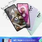 Samsung Việt Nam ra mắt Galaxy A52s 5G với Video Camera OIS 64MP sắc nét