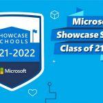 """3 trường trung học ở Việt Nam đạt chứng nhận """"Trường học Điển hình Microsoft"""" năm học 2021-2022"""