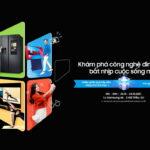 Samsung Vina mở cửa lại trung tâm Samsung 68 và chuỗi cửa hàng trải nghiệm